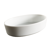 Check out the Mini Ceramic Oval Bowl 3 oz. for rent
