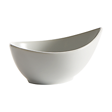 Check out the Mini Ceramic Scoop Bowl 3.5 oz. for rent