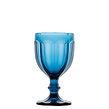 Check out the Sussex Sapphire Tinted Goblet 12 oz. for rent