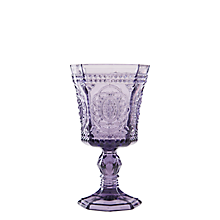 Check out the Roma Amethyst Goblet 8 oz. (Limited Quantities Available) for rent