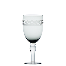 Check out the Cypress Smoke Goblet 15.5 oz. for rent