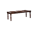 Country Dining Table Base 8'x42 in. (Must Order Country Table Top)