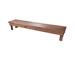 "Country Table Riser 6'x12""x14"""