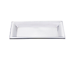 Tray Stainless Rectangle 22 in.x13 in.