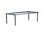 "Loft Dining Table Base 8'x42"" (Must Order Insert Separately)"