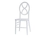 Xavier Chair White Wood