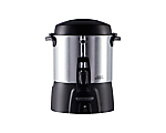 Coffee Maker Brushed Stainless 40 Cup