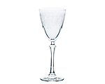 Eleanor Etched Red Wine Glass 12 oz.
