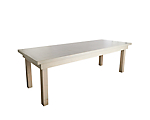 "Cassis Dining Table Base 7.5' x 32"" (Must Order Cassis Table Top)"