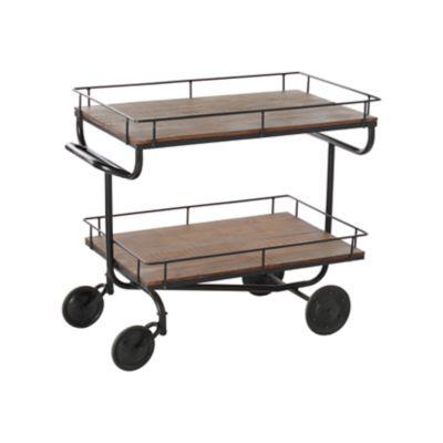 Example of Zachary Bar Cart