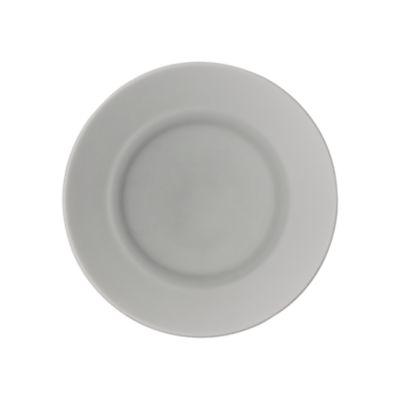 """Example of Smoke Glass Salad/Cake Plate 7.75"""""""
