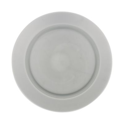 """Example of Smoke Glass Dinner Plate 10.75"""""""