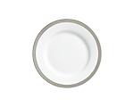 York Platinum Border Salad Plate 8 in.