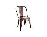 Market Bistro Chair Bronze