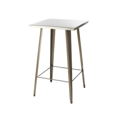 Example of Market Bistro Cocktail Table Pewter