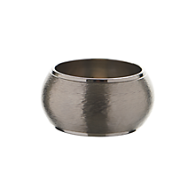 Check out the Textured Stainless Napkin Ring for rent