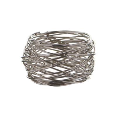 Example of Twisted Wire Napkin Ring
