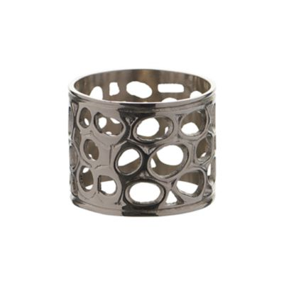 Example of Pebble Pattern Napkin Ring