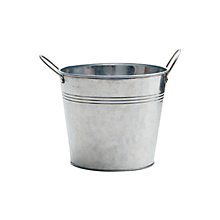 "Check out the Galvanized Pail 5"" for rent"