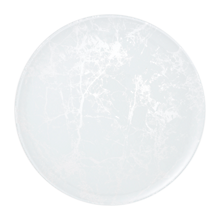"Check out the Marble Glass Charger 12.75"" White for rent"