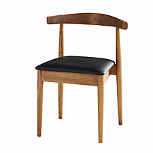Check out the Finley Elmwood Walnut Chair for rent