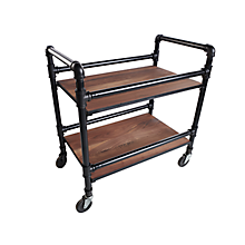 Check out the Aiden Bar Cart for rent