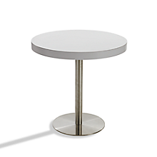 """Check out the Café Cocktail Table 30"""" Round for rent"""