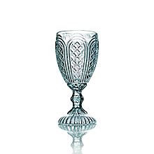 Check out the Essex Dusty Blue Goblet 11 oz. for rent