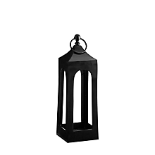 Check out the Wrought Iron Lantern Black for rent