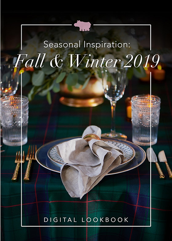Seasonal inspirations for you