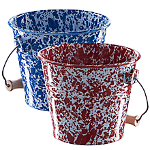 Check out the Tinware Pail for rent