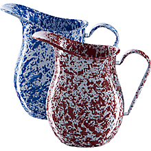Check out the Tinware Pitcher for rent