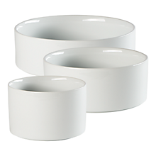 Check out the Ceramic Stackable Bowl for rent
