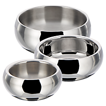 Check out the Aluminum Double Wall Serving Bowl for rent