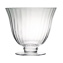 Check out the Glass Punch Bowl for rent