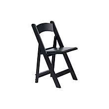 Check out the Resin Folding Chair for rent