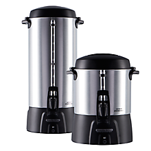 Check out the Stainless Brushed Coffee Maker for rent