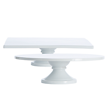 "Check out the Ceramic Cake Stand 14"" for rent"