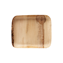 Check out the Palm Leaf Plate for rent