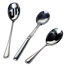 Check out the Stainless Serving Spoon for rent