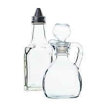Check out the Glass Cruet for rent