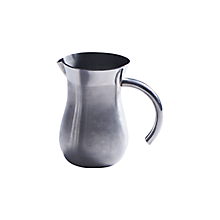 Check out the Brushed Stainless Creamer for rent