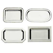 Check out the Creamer Trays for rent