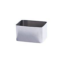 Check out the Brushed Stainless Sugar Holder for rent