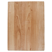 Check out the Butcher Block Cutting Board for rent