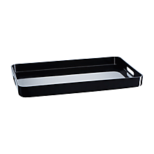 Check out the Lacquer Tray Black for rent