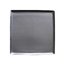 Check out the Stainless Brushed Hammered Tray for rent