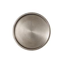 Check out the Stainless Double Wall Round Tray for rent