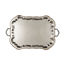 Check out the Silver Washington Tray for rent
