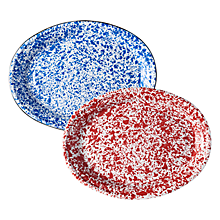 Check out the Tinware Oval Platter for rent